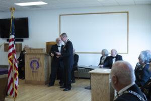 Officer of the Year, John Douglass